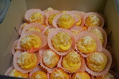 Cream Puff  RM25/30pcs