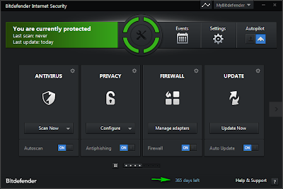 The New Bitdefender Internet Security 2014