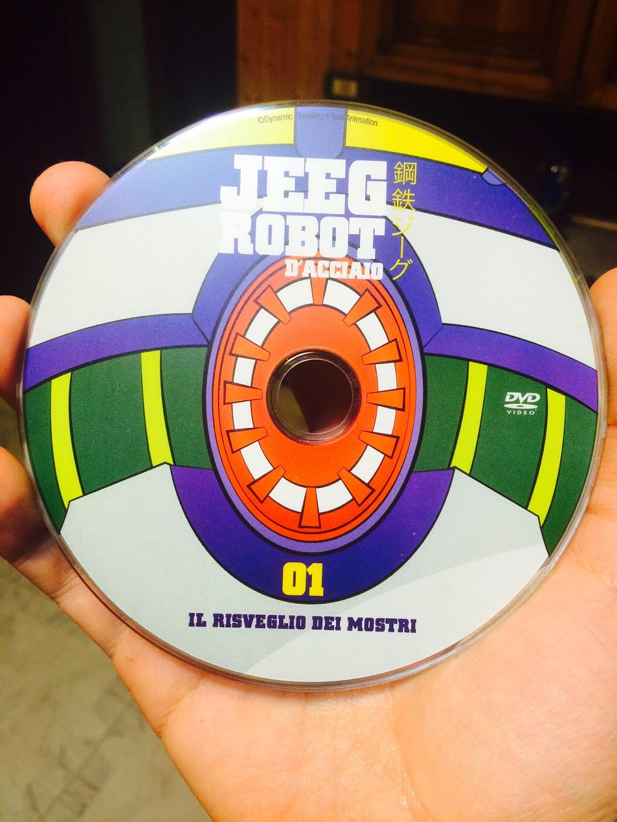Darkarynland i dvd di jeeg robot in edicola