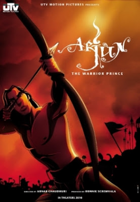Arjun: The Warrior Prince First Look Poster