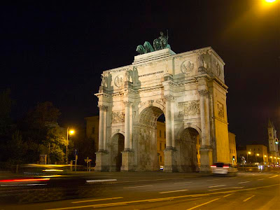 Arco del Triunfo de Munich