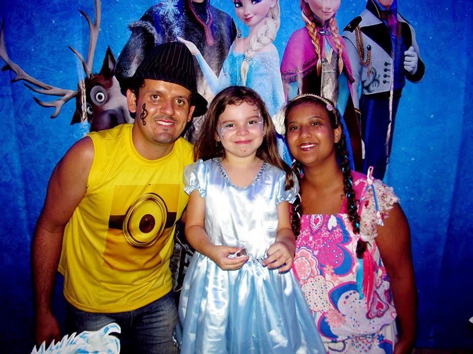 Aniversario da Lívia.  com Festas Souza