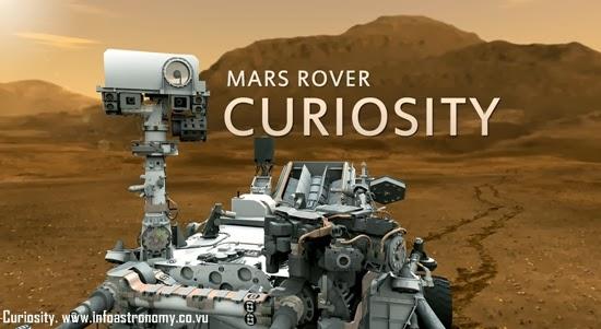 NASA Adakan Kompetisi Penjelajahan Planet Mars