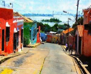 """""""Calle de Ciudad Boilvar"""""""