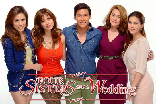 Four Sisters and A Wedding Gross P15 Million on First Day