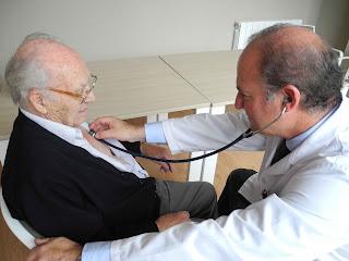 Valoració mèdica gent gran grip Sabadell