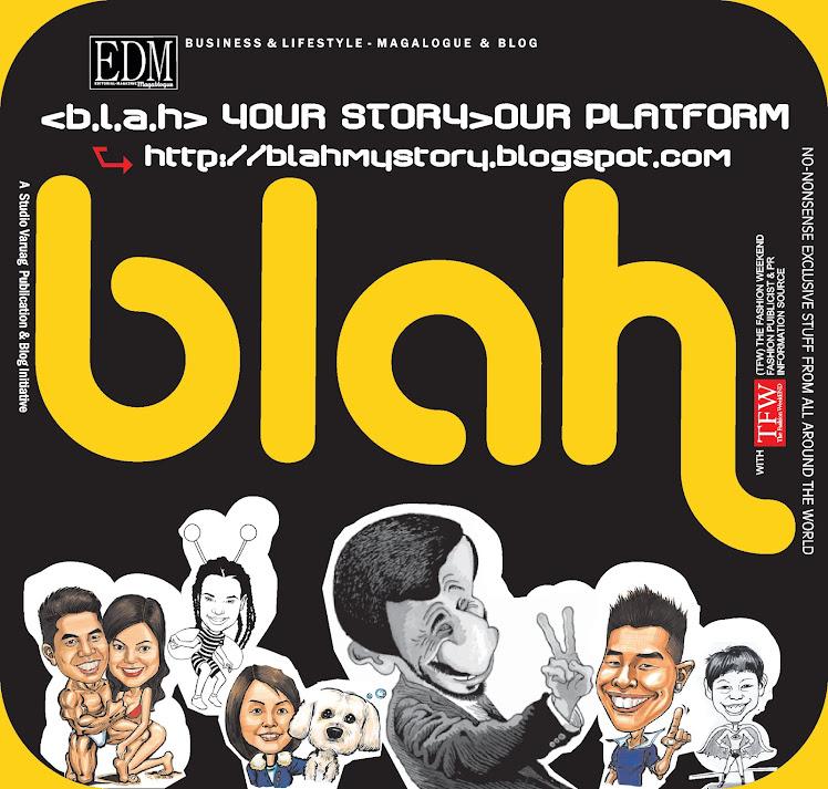 b.l.a.h - MY STORY