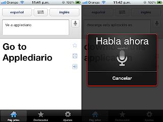 3 Mejores aplicaciones traductor Android