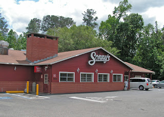 Sonny's is good for a rack, but is rackless for riders