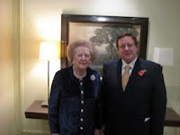 Vincent De Roeck Margareth Thatcher Global Warming klimaatverandering
