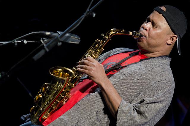 Steve Coleman - Club de Música San Juan Evangelista (Madrid) - 6/11/2011