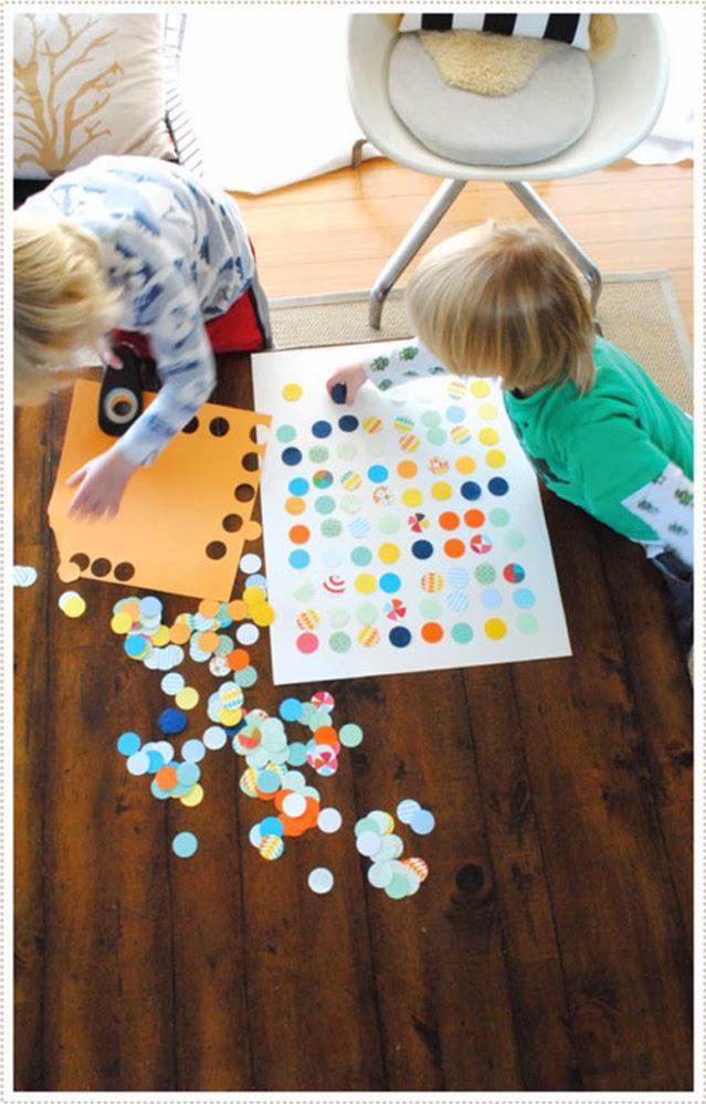 diy-cuadros-infantiles-de-colores