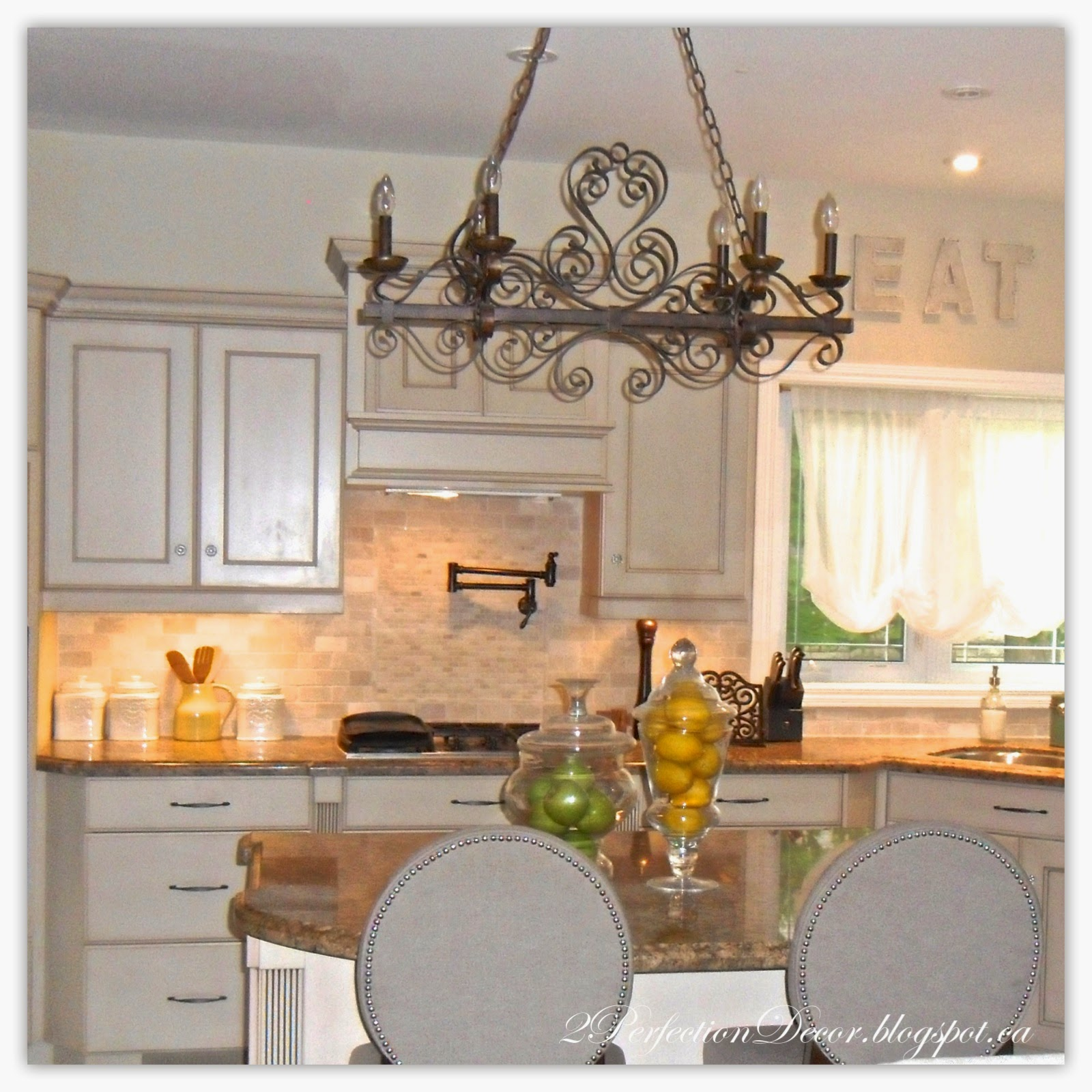 French Country Kitchen Accessories: 2Perfection Decor: French Country Kitchen Reveal
