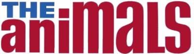 Logo con el texto: The animals