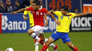 Ver Online Ver Ecuador vs Chile en VIVO (Eliminatorias Mundial 2014) Online 12 de OCtubre (ecuador chile saritama 15ago 2012)