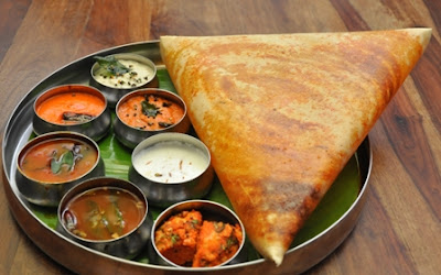 Dosa restaurants in Delhi