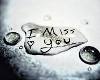 I miss you ANd Missing you