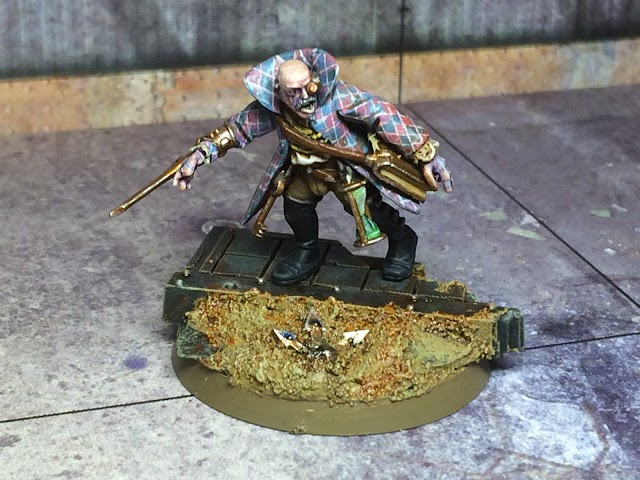 What's On Your Table: Inquisitor Czevak.