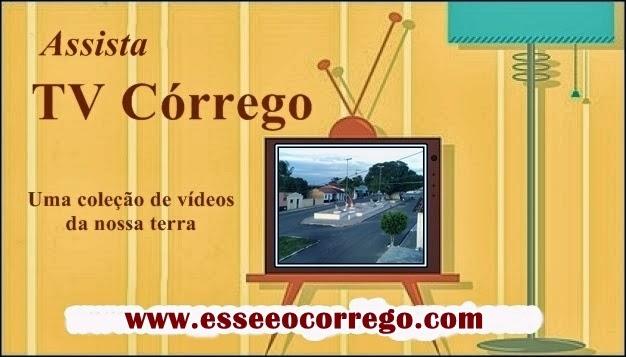 TV CÓRREGO: O Halterofilista de Córrego