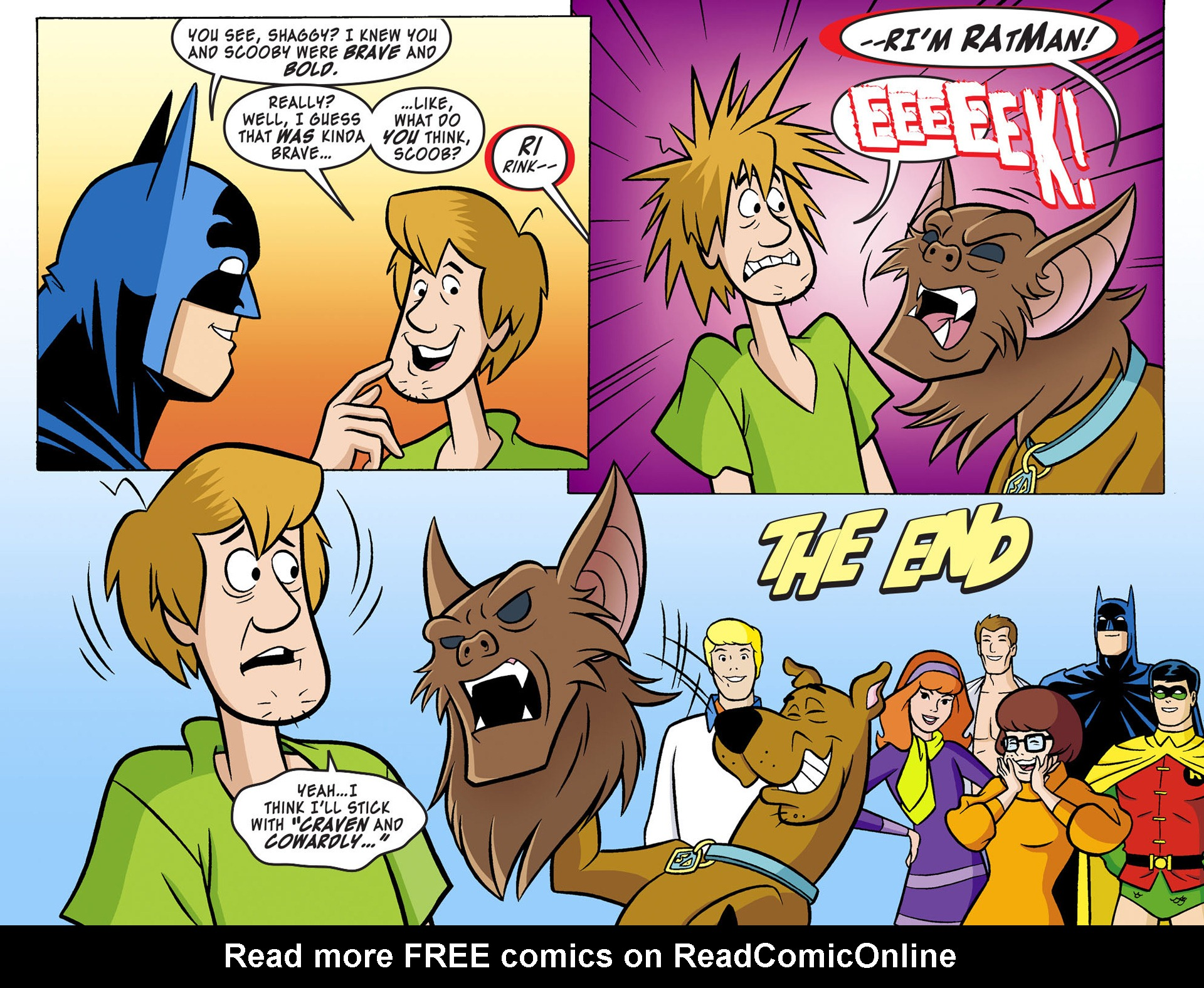 Read online Scooby-Doo! Team-Up comic -  Issue #2 - 22