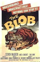 The Blob (1958) poster