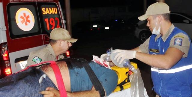 Campo Mourão: Homem é assassinado a facadas no Jardim Mario Figueiredo
