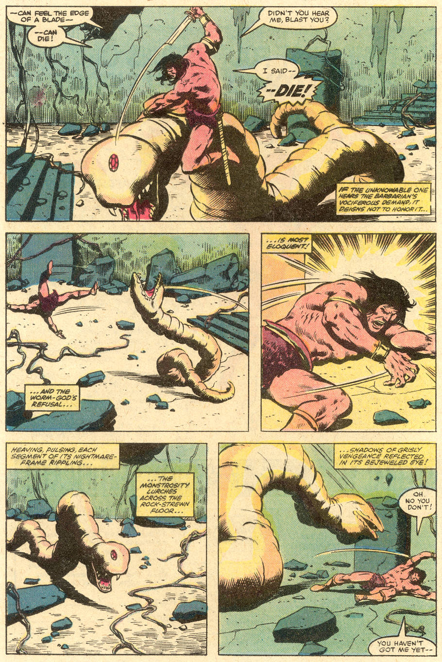 Conan the Barbarian (1970) Issue #126 #138 - English 15