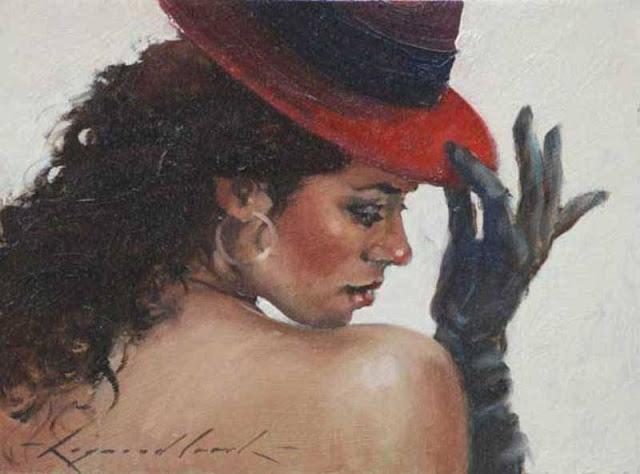 D.W.C. Dancer - Artist Raymond Leech