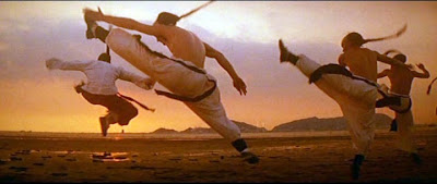 Kung Fu on the Beach in Once Upon a Time in China, Paragon Films 1991