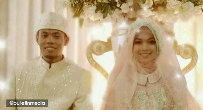 Pasangan Diijab Kabul Dengan Mas Kahwin 30 Juzuk Hafalan Ayat Al Quran