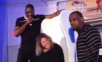 LeBron and Dwyane Wade sing karaoke serenade