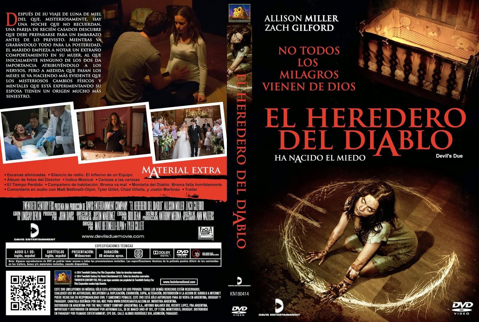 El heredero del diablo [HDRip] [Castellano] [Terror] [2014] El+Heredero+Del+Diablo
