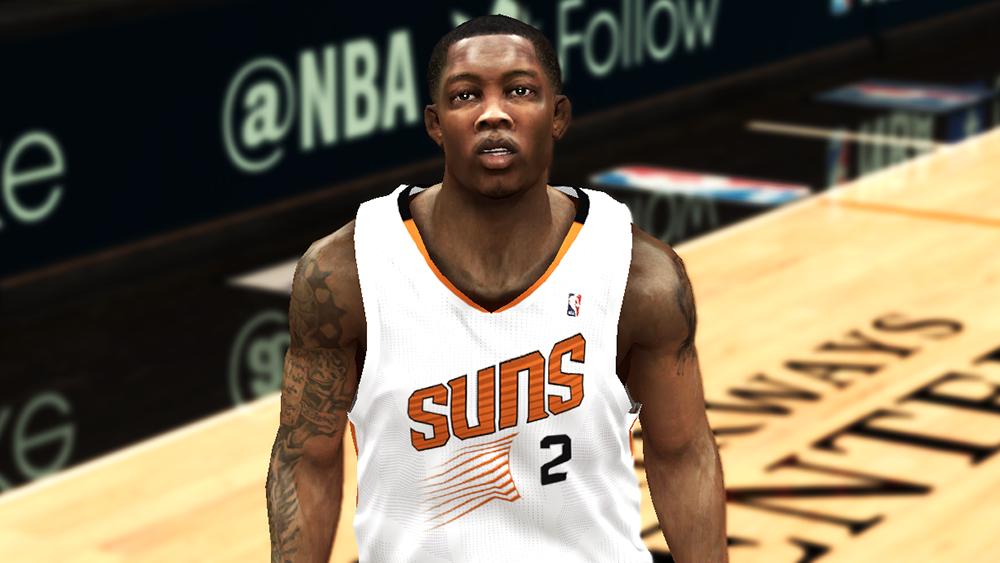 NBA 2K14 Eric Bledsoe Next-Gen Face Mod