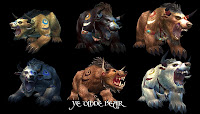 World of Warcraft друид