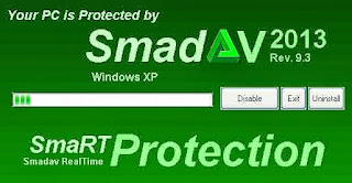 SmadAV 2013 Pro Full Crack Download