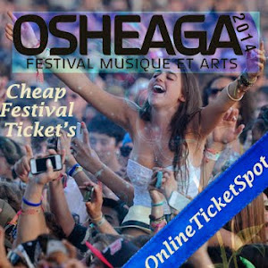 Festival Ticket's Available