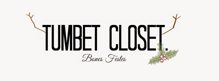 Tumbet Closet.