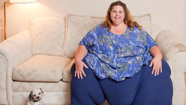 Posiciones de sexo de mujer gorda