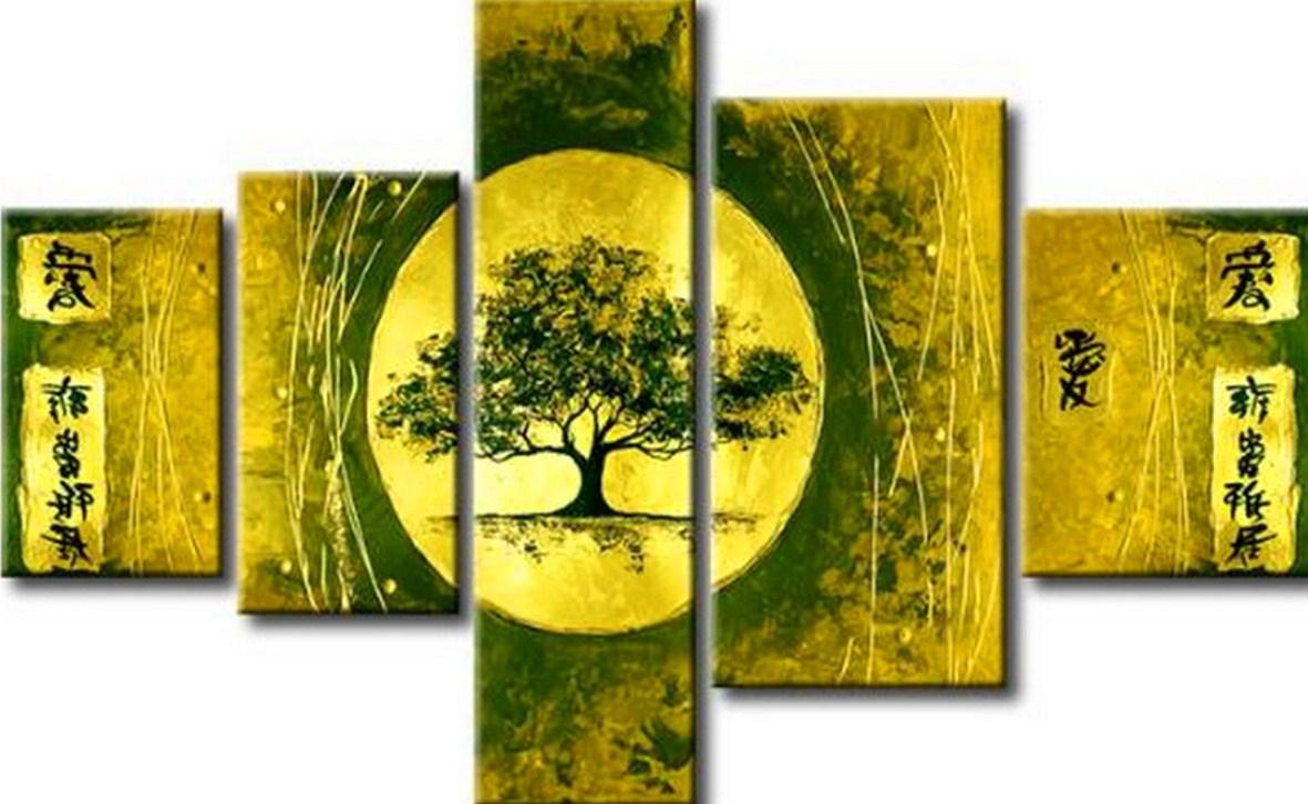 Cuadros pinturas oleos paisajes modernos - Cuadros modernos ...