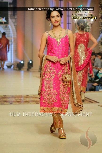 Telenor Bridal Wear Fashion Show by Hum Sitaray