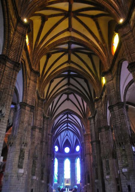 Errabunda mente mi viaje a zamora for Catedral de zamora interior