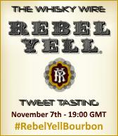Rebel Yell Tweet Tasting