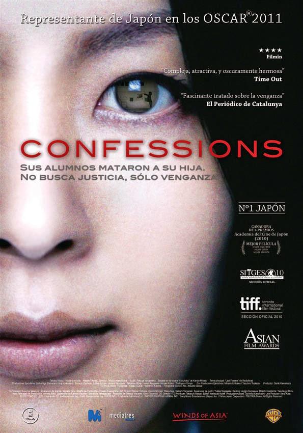 Película Confessions 2010