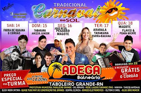 Carnaval do Sol 2015