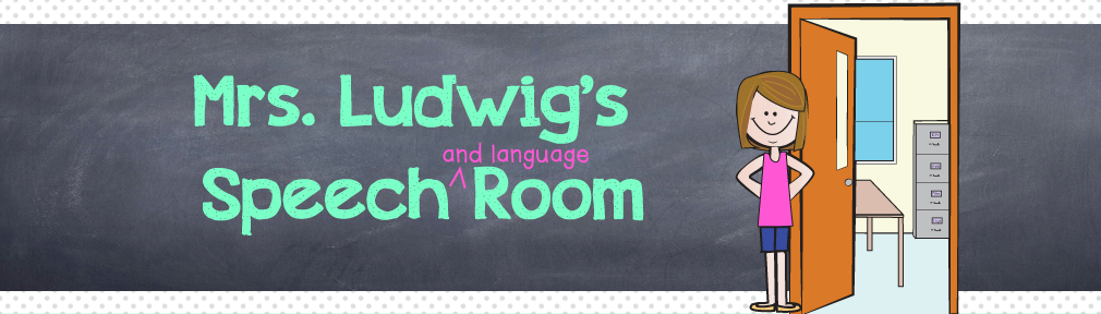 Mrs. Ludwig's Speech Room