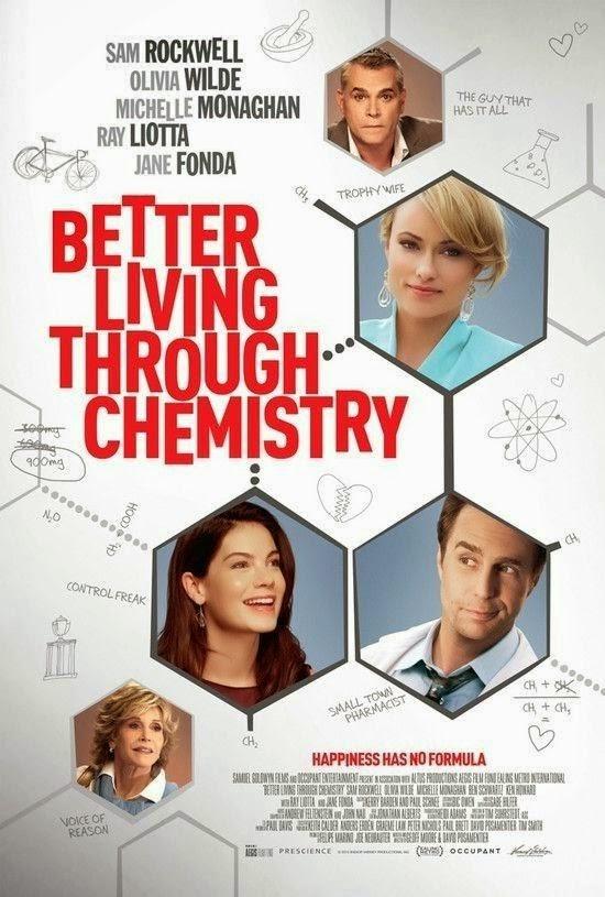 Better Living Through Chemistry 2014 ταινιες online seires xrysoi greek subs
