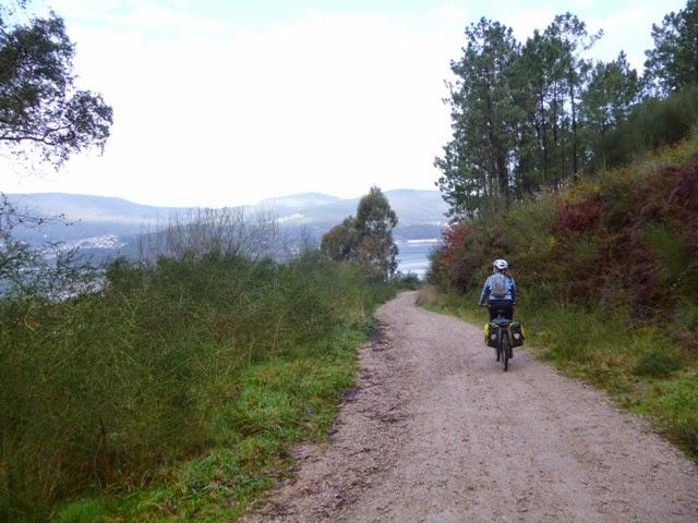 Bordeando la Ría de Vigo