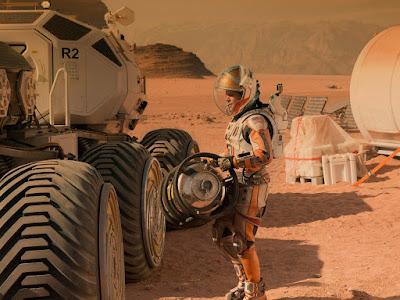 Taquilla USA: 'Marte' vuelve a dominar. Nadie quiere dejar abandonado a Matt Damon, sea donde sea