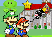 Mario and Luigi the Invasion