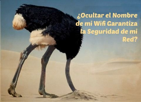 ocultar ssid wifi de mi red es seguro o no?